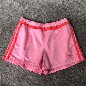 Adidas Women's Athletic Shorts - US size L